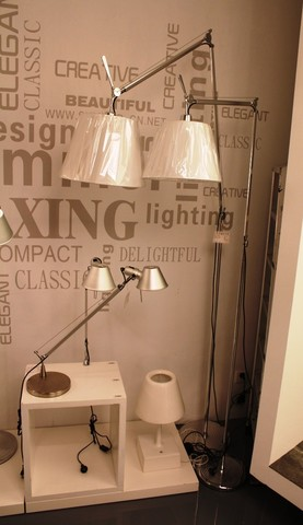 Floor lamp Tolomeo Mega by Artemide