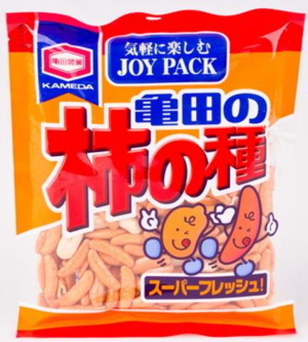 Снэк «Peanuts Kakinotane» из рисовой муки и арахиса