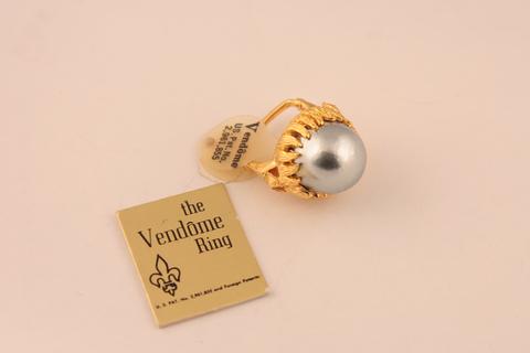 Очаровательное кольцо от Vendôme