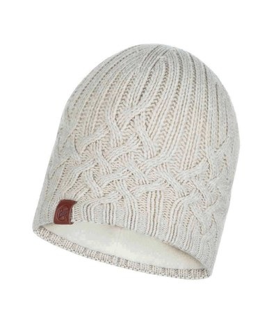 Шапка вязаная с флисом Buff Hat Knitted Polar Helle Cru