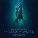 Soundtrack / Alexandre Desplat: The Shape Of Water (LP)