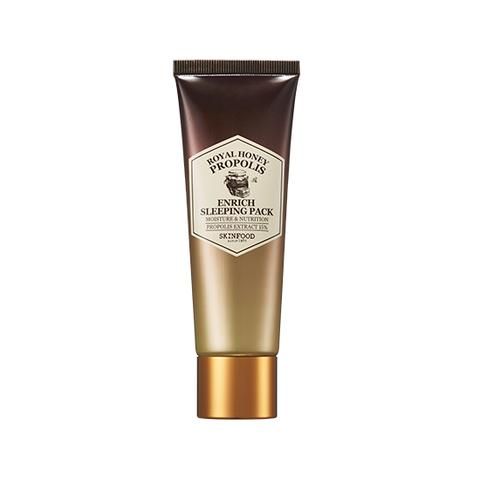 Маска SKINFOOD Royal Honey Propolis Enrich Sleeping Pack 80ml