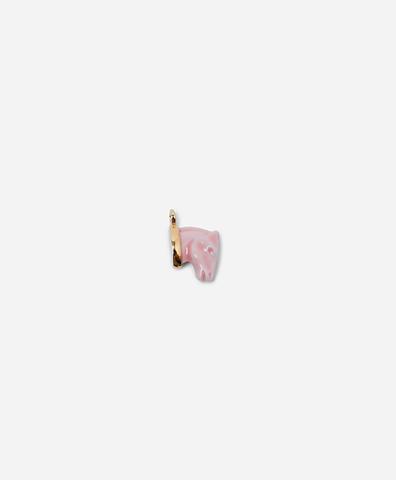 Подвеска Mini Knight Pink