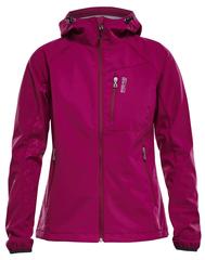 Куртка лыжная 8848 Altitude Snake 17 SoftShell Fuchsia женская