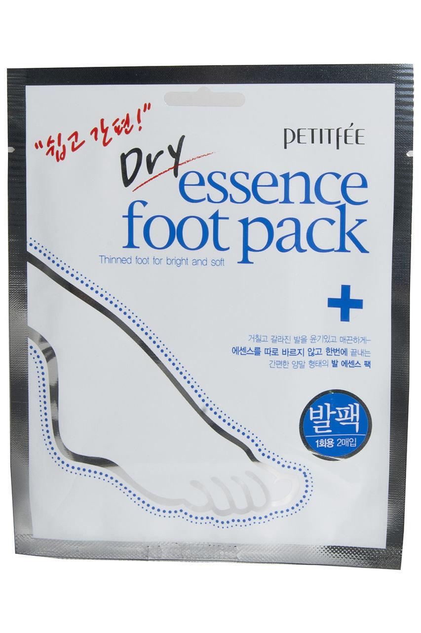 Petitfee Маска-носочки д/ног с сухой эссенцией Dry Essence Foot Pack