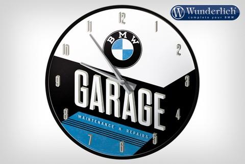 Настенные часы BMW Garage