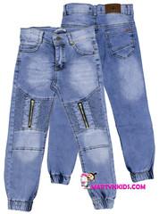 1299 джинсы джоггеры замки