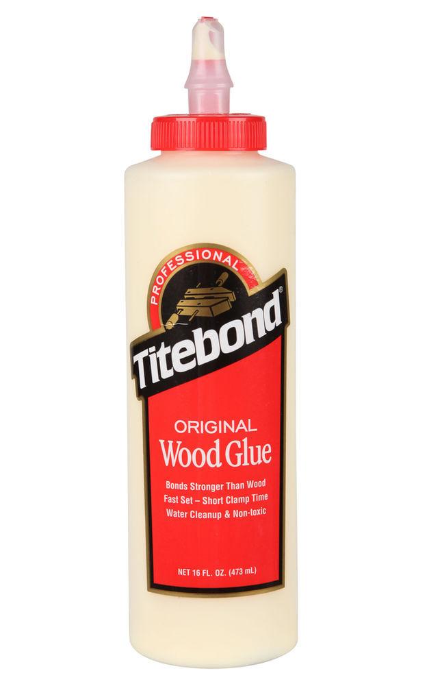 Профессиональный клей для дерева Titebond Original Wood Glue 473мл