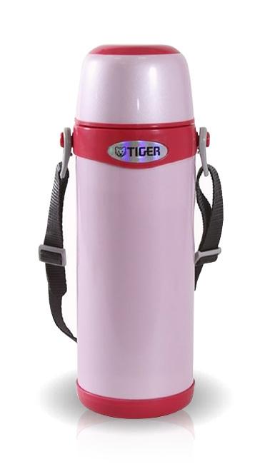 Термос Tiger MBI-A080 (0.8 литра) розовый