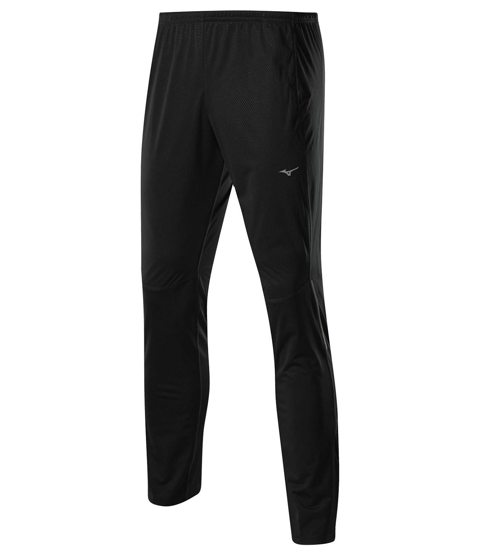 Мужские беговые брюки Mizuno Breath Thermo Wind Pants (J2GD4502 09)