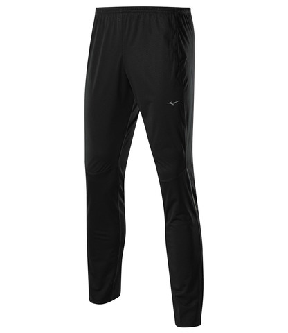 Беговые брюки Mizuno Breath Thermo Wind Pants мужские
