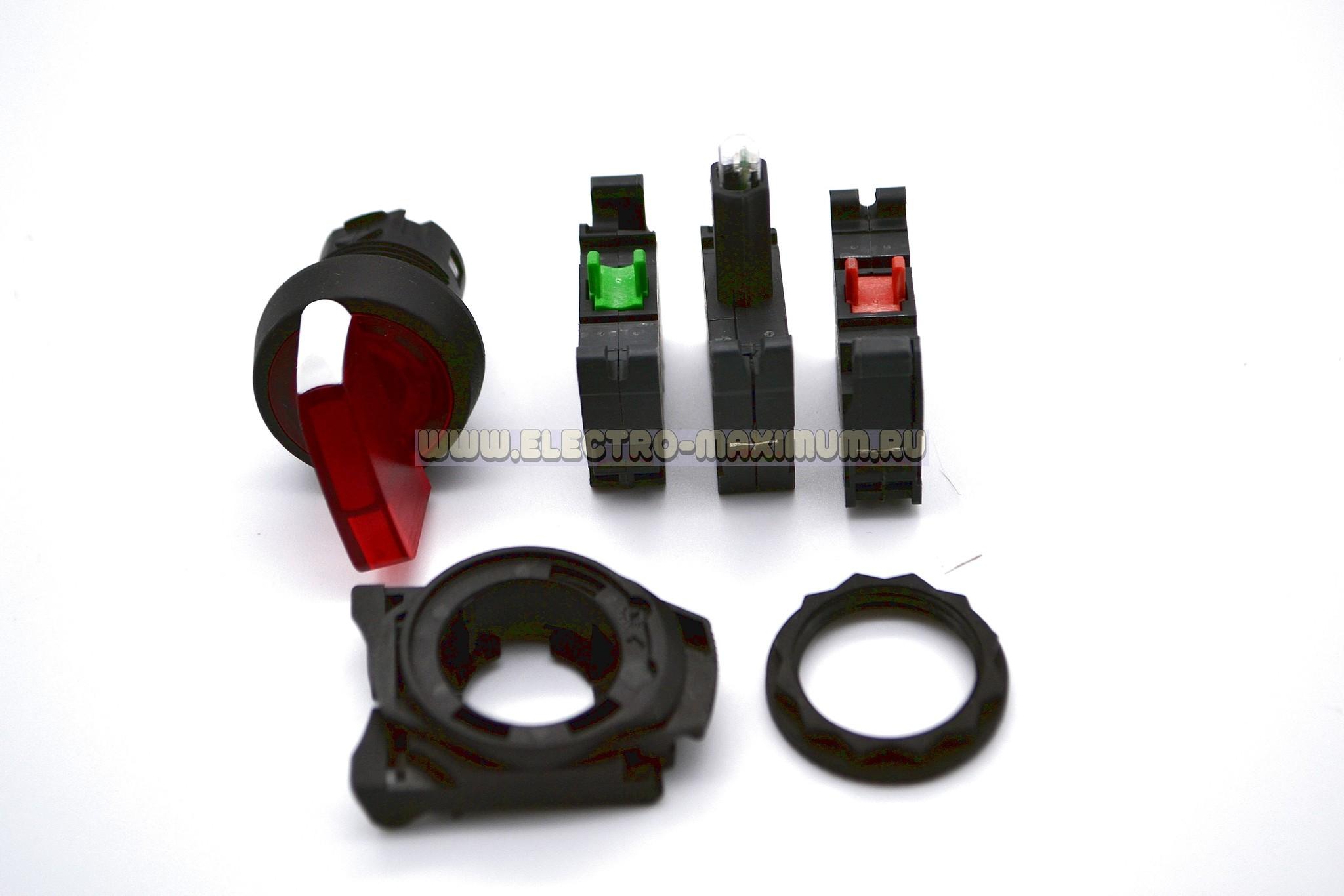 1 NO - MIWI800-FS10   1 NС - MIWI800-FS01