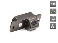 Камера заднего вида для Volkswagen Touareg II Avis AVS326CPR (#001)