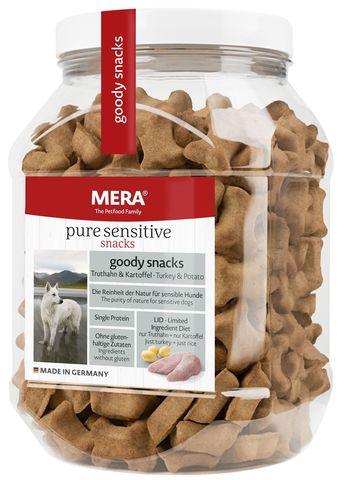 Mera Pure Sensitive Goody Snacks Truthahn&Kartoffel
