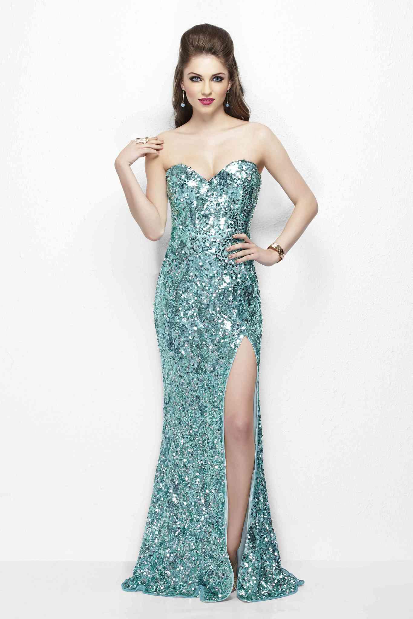 Платье в пол Tiffani 96821