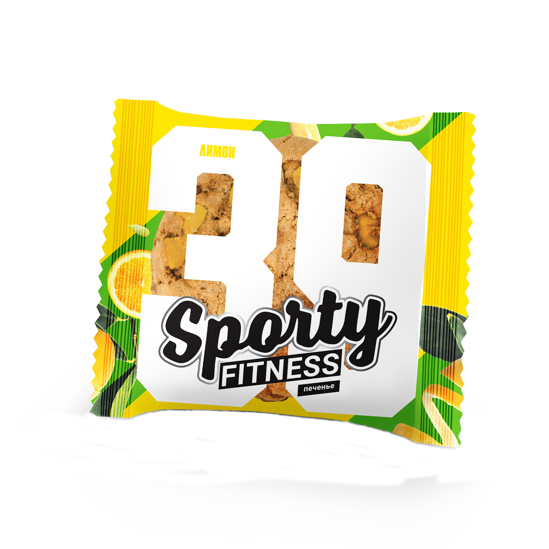 Печенье Sporty Fitness (60г)