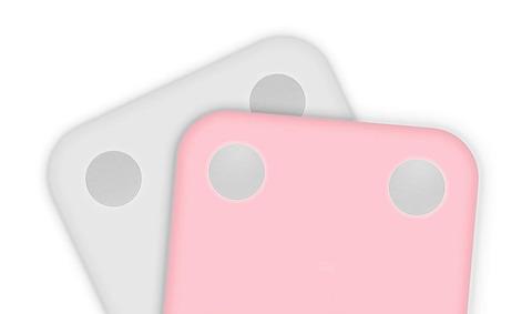 Оригинальный силиконовый чехол Xiaomi для весов Xiaomi Mi Body Composition Scale (розовый)