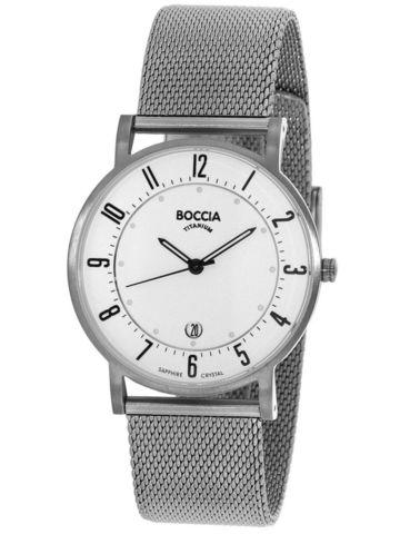 Купить Мужские наручные часы Boccia Titanium 3533-04 по доступной цене