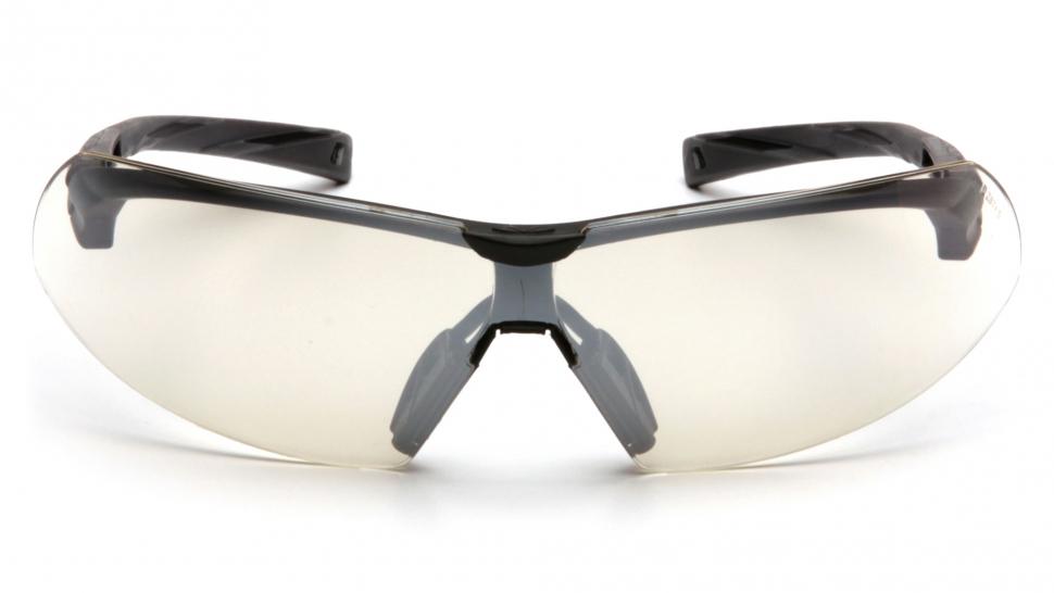 Очки баллистические стрелковые Pyramex Onix SB4980S зеркально-серые 50%