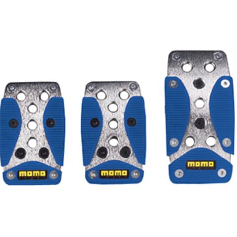 Накладки на педали MOMO Kit Pedali Grand Prix S