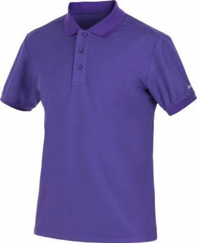 Футболка-поло мужская Craft Pique purple
