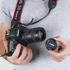 Крышка 58 мм для объективов Canon