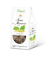 Чай Липа и Мелисса, 30 гр. (Флорис)