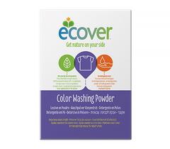 Стиральный порошок-концентрат, ECOVER, для цветного белья, 1200 г.