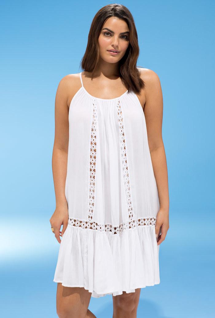 Пляжное платье 17-183