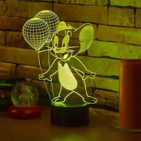 Лампа Джерри