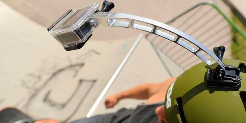 SP extender на шлеме