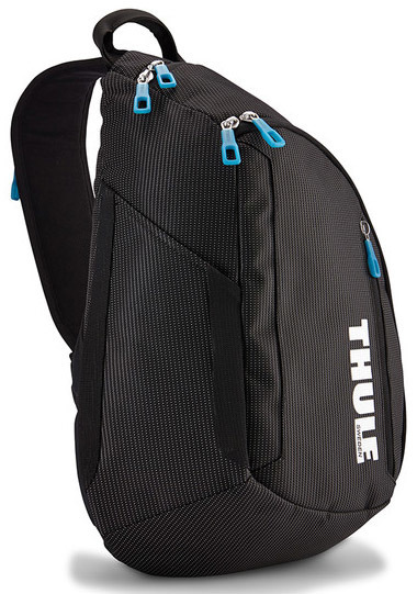 Thule Crossover Рюкзак однолямочный Thule Crossover Sling Pack tcsp313_black_main_sized_900x600_rev_1.jpg