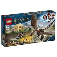 Конструктор LEGO Harry Potter Турнир трёх волшебников венгерская хвосторога 75946