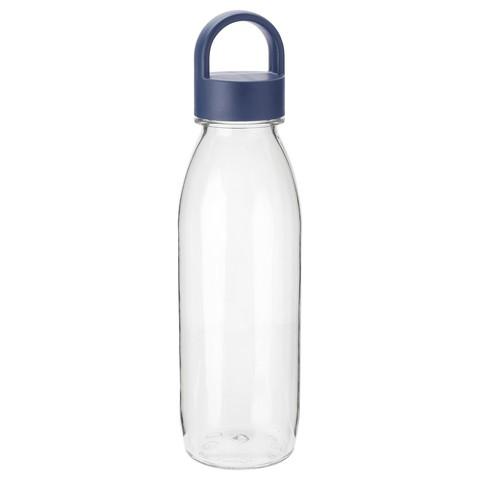 ИКЕА/365+ Бутылка для воды синий