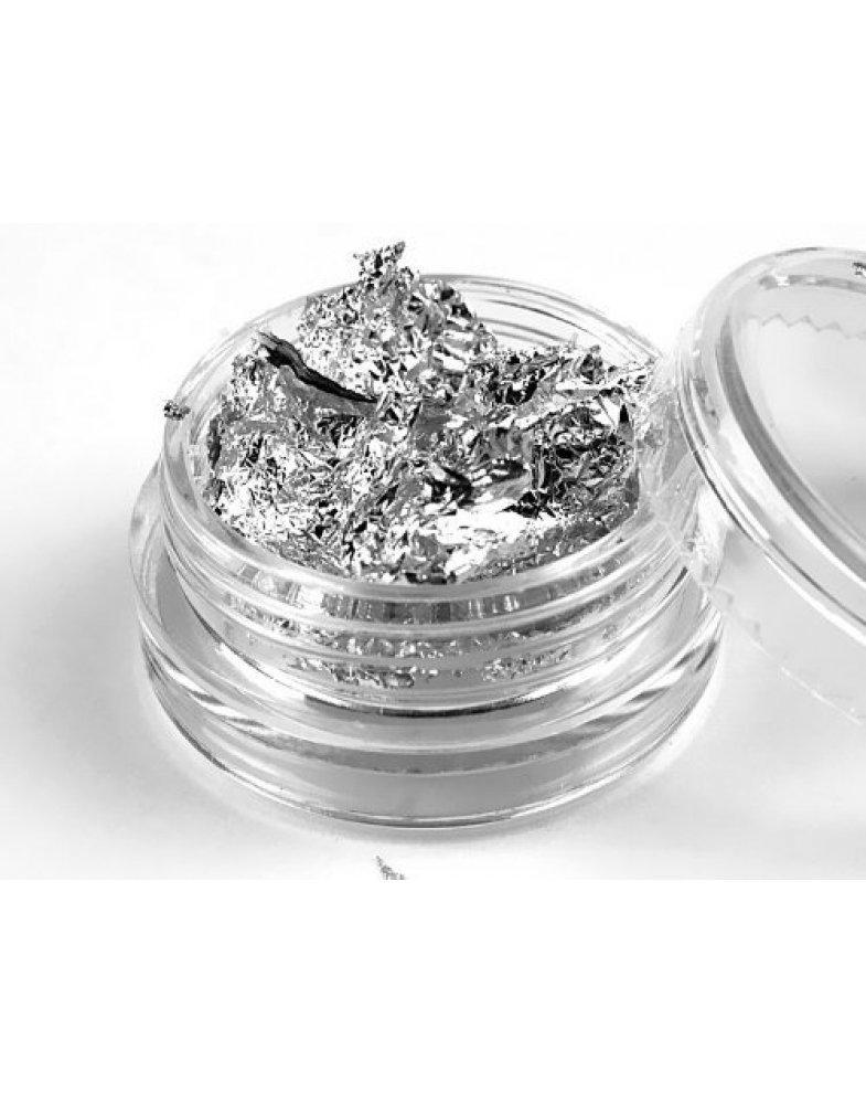 Пищевое серебро (1 лист)