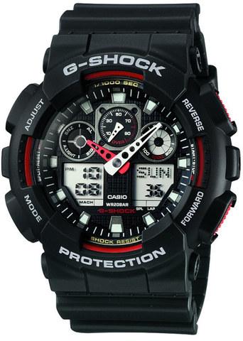 Купить Наручные часы Casio GA-100-1A4DR по доступной цене