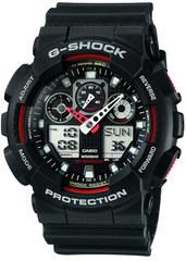 Наручные часы Casio G-Shock GA-100-1A4DR