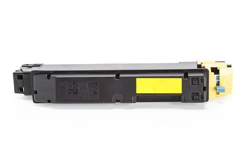Совместимый картридж Kyocera TK-5150Y, желтый для Kyocera® ECOSYS M6035/6535. Ресурс 10000 копий.