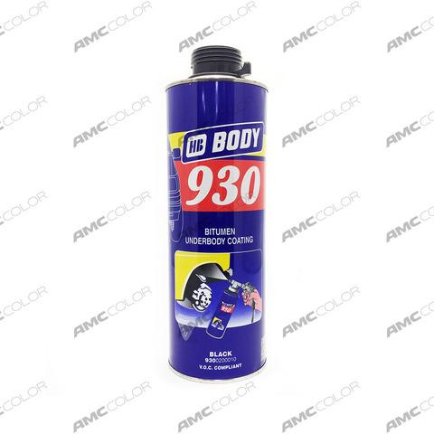 Антикоррозийный состав Body 930 для UBS краскопульта (1л)