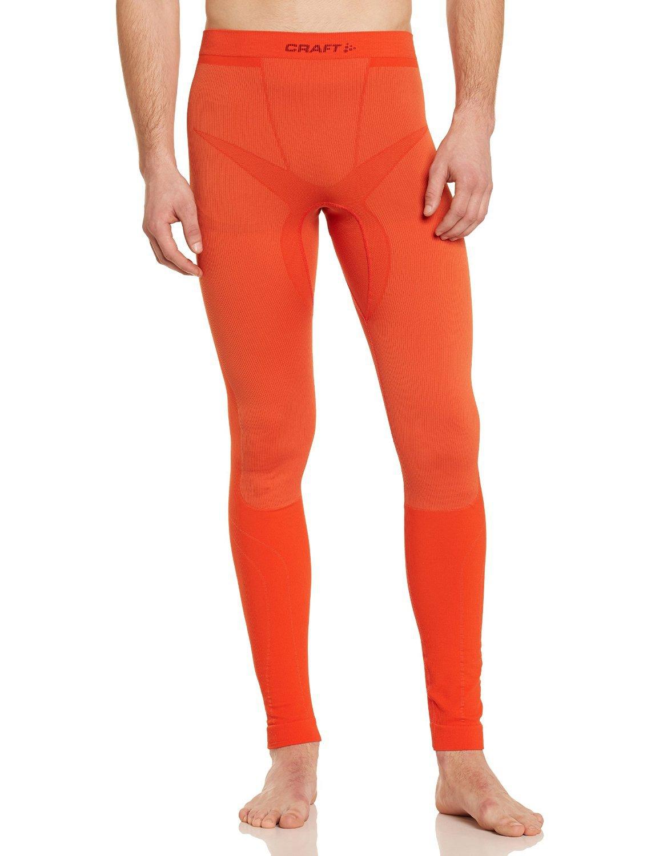 Мужские терморейтузы Craft Warm (1901640-2560) оранжевый
