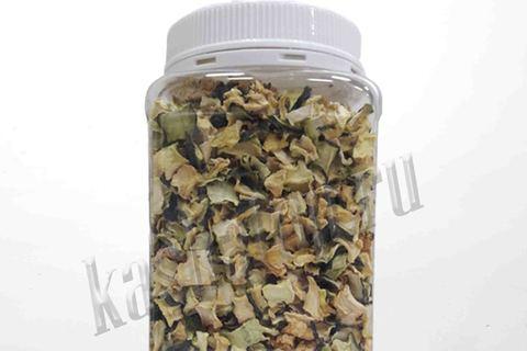 Кабачок сушёный 'Organic food' в ПЭТ-банке, 90г
