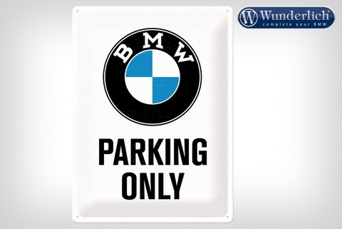Табличка BMW Parking Only