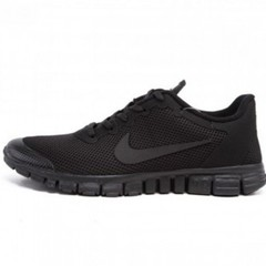 Унисекс Nike Free Run 3.0 V2 Triple Black