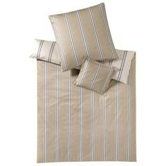 Постельное белье 2 спальное Elegante Cascade бежевое