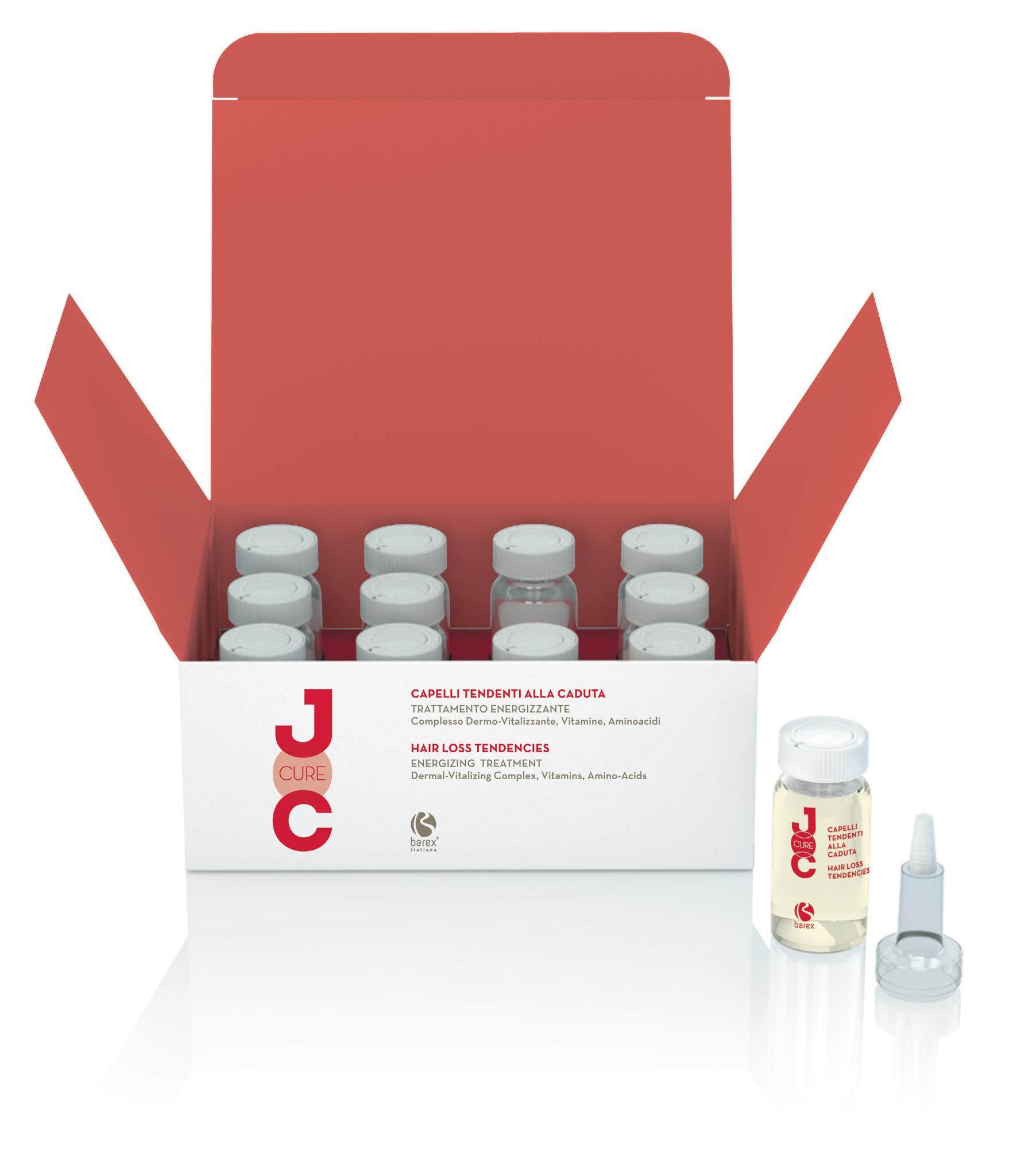 Интенсивная терапия против выпадения Стимулирующий Биоактивный комплекс, витамины, аминокислоты