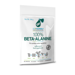 DIY 100% Beta Alanine (500 гр.)