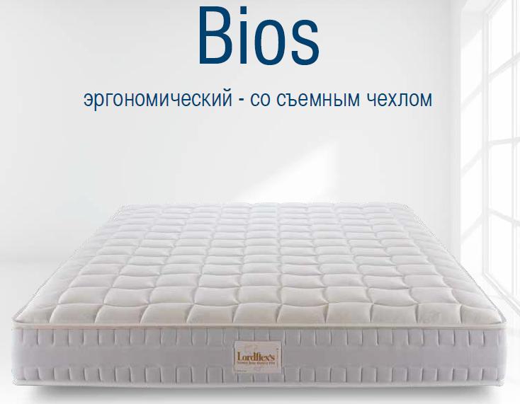 Матрасы Матрас ортопедический 165х200 Lordflex's Bios до 140 кг 1Bios_new_catalog.PNG