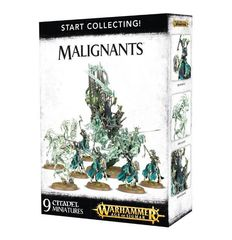 Start Collecting! Malignants