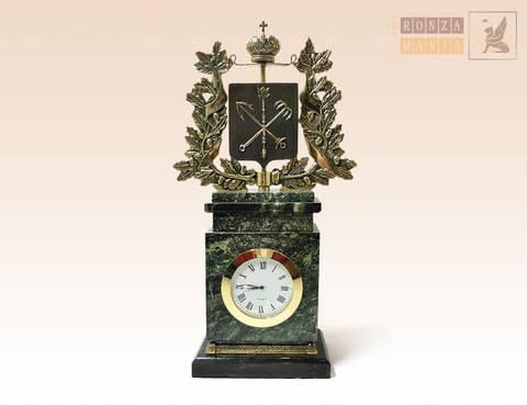 часы Герб Санкт-Петербурга