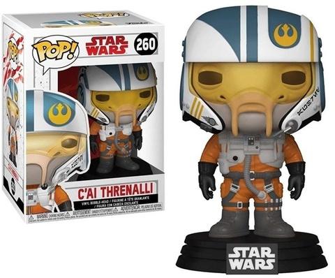 Фигурка Funko POP! Bobble: Star Wars: The Last Jedi: C'ai Threnalli 31793